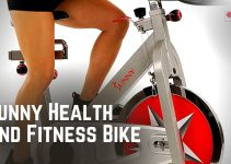 Sunny Health and Fitness SF-B901 Bike Review