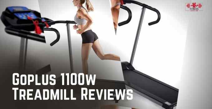 Goplus 1100w Treadmill Reviews