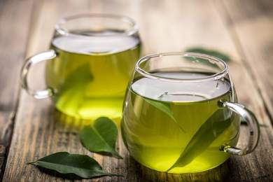 Natural Appetite Suppressants - Green Tea Extracts