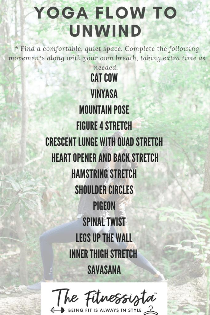 15 restorative yoga flow for crazy times. fitnessista.com