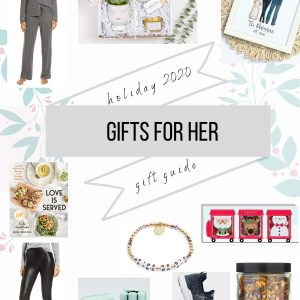 2020 holiday gift ideas for your mom, BFF, MIL, sister, fitness loving friend, and yourself! fitnessista.com