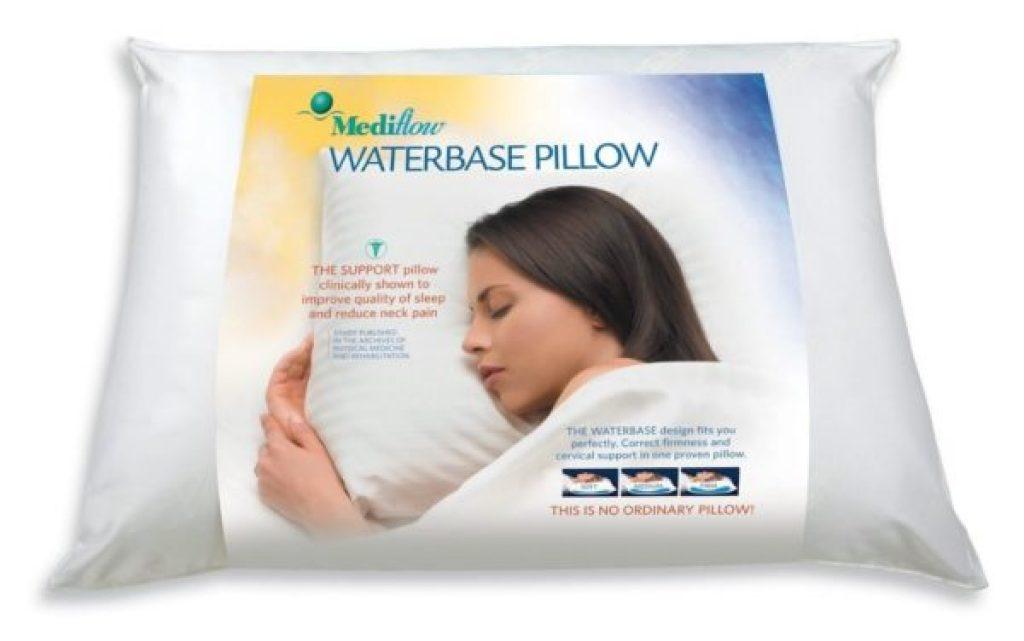 Mediflow Waterbase Pillow review