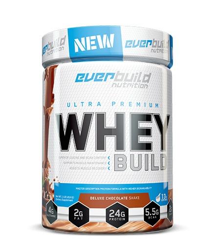 Ultra Premium Whey Build 1lb