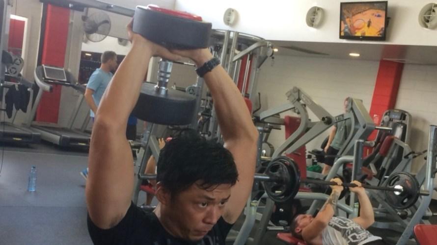 二の腕痩せには、このトレーニングが効果抜群です!