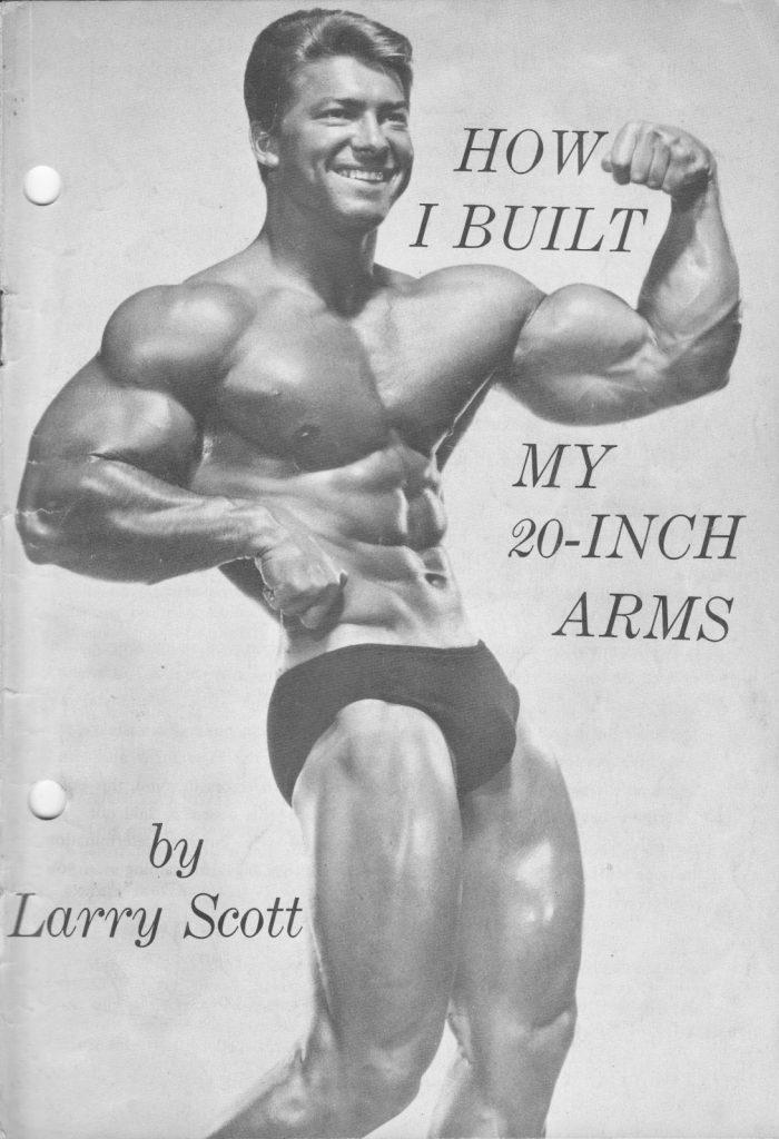 Larry Scott Bodybuilder Diet Amp Workout Larry Scott