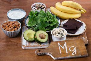 Sources alimentaires de magnésium
