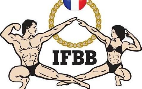 LOGO IFBB AFBB