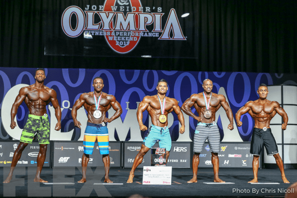Men's Physique Olympia 2017 1