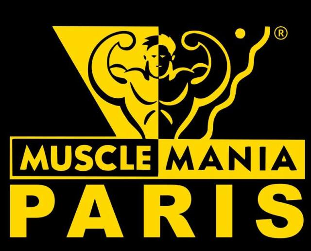 Musclemania Paris logo