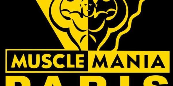 Musclemania Paris logo