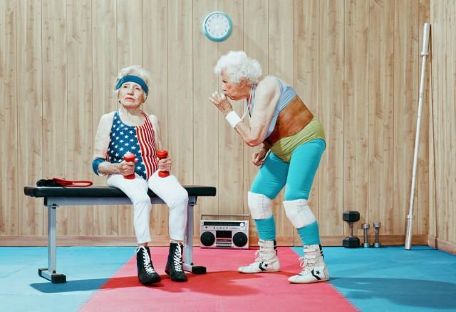 les bienfaits du sport, c'est aussi un moment que l'on peut partager
