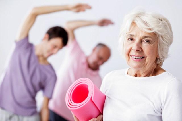 Les séniors, motricité et musculation