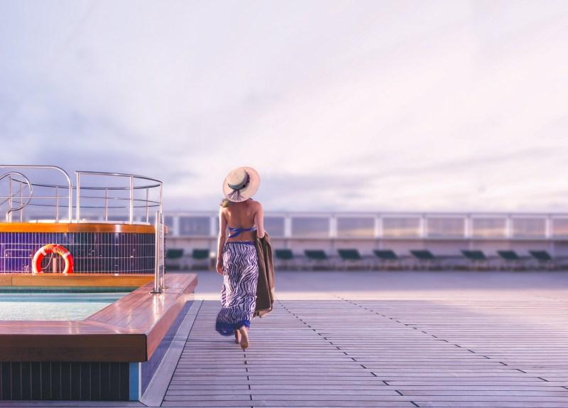 Faya Fitness On Toast Cunard Cruise Queen Elizabeth Ocean Liner Healthy Escape Carnival-4
