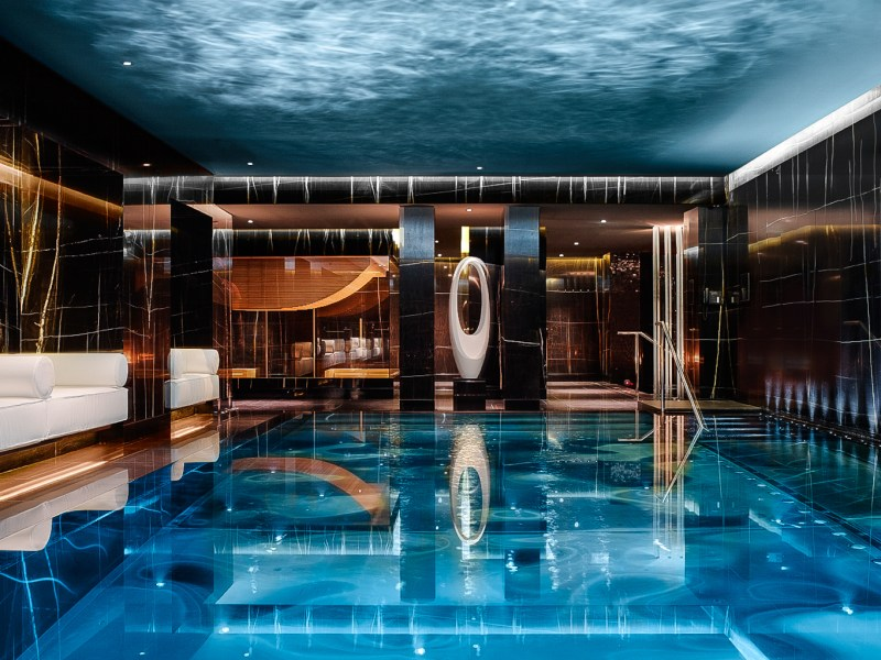 Fitness On Toast - Corinthia Hotel London Review Luxury Travel Wellness Active Escape -2
