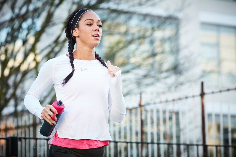 Fitness On Toast Faya Blog Girl Healthy Workout Training Brita Hydration Katarina Johnson Thompson Olympic_
