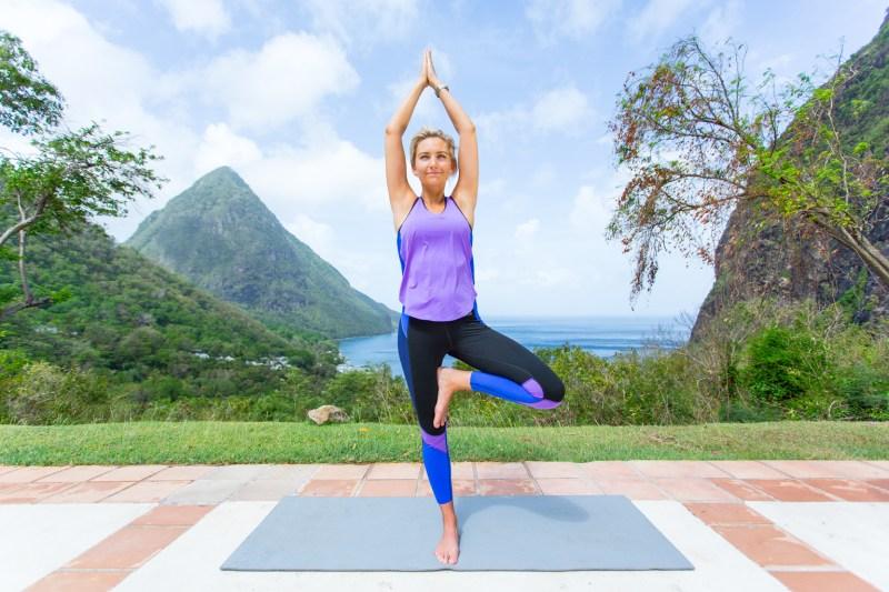 Fitness On Toast Faya Blog Girl Healthy Workout Viceroy Sugar Beach St Lucia Caribbean Hotel Holiday Luxury Resort Sun Travel-68
