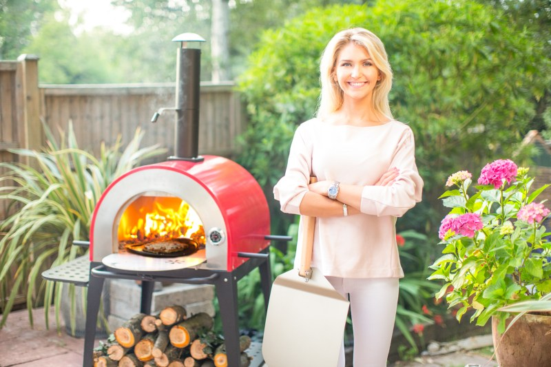 Fitness On Toast Faya Blog Girl Healthy Recipe Amazon Pizza Oven Linwoods Crockery Picnic Summer Campaign Healthy Pizza Food Ideal Dinner Summery-10
