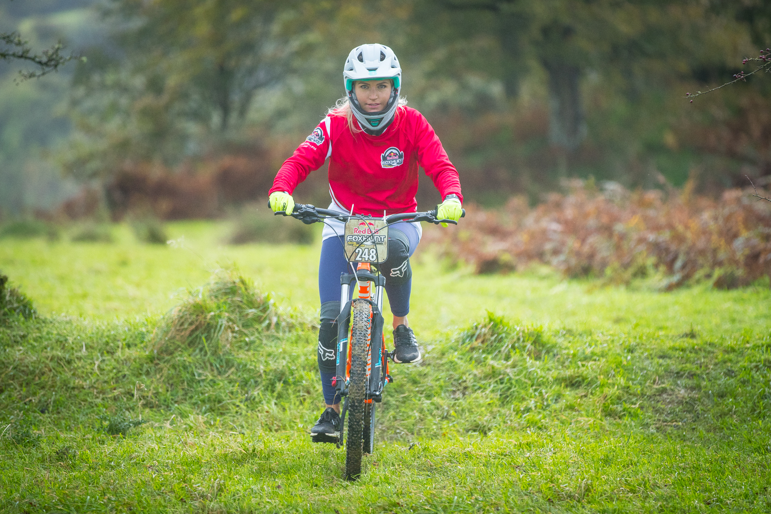 Faya - Fitness On Toast - Wales EE 4G Balloon Signal Bike Rural Apple Watch Adventure Cyclicing Downhill Mountain Bike Biking Workout Event-20
