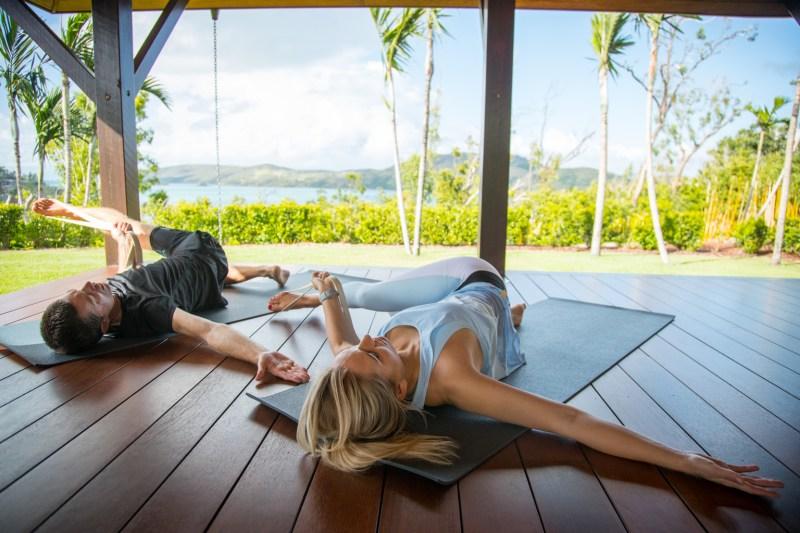 Fitness On Toast Faya Blog Girl Healthy Workout Training Active Escape Travel Australia Hamilton Island Qualia Resort Luxury Health Trip-9