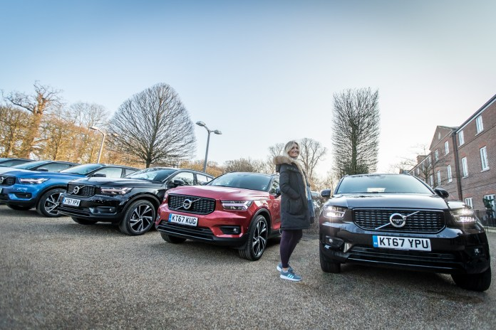 Fitness On Toast - Volvo XC40 - The Grove Event-30