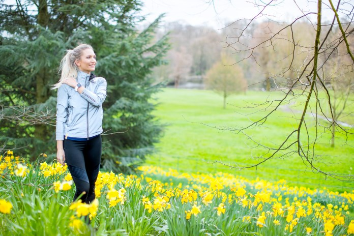 Fitness On Toast Faya Blog Girl Healthy Workout Training Fitbit Versa Hampstead Heath Kenwood House Fields Run-1-2