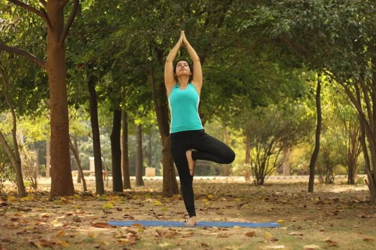 Know about Vriksasana its benefits and precautions