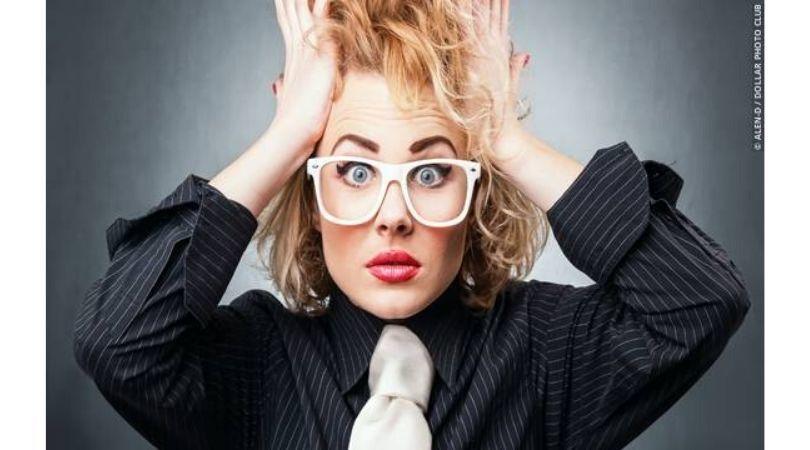 identify stress