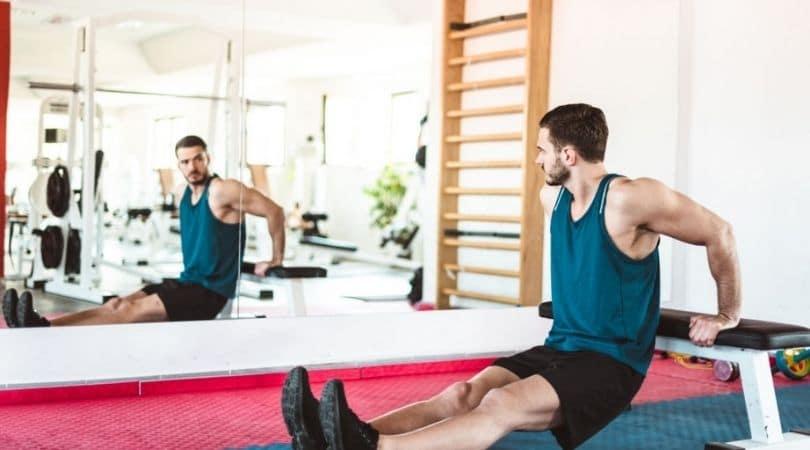 gym mirror