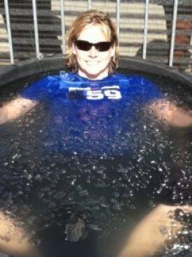Benefits of iced baths