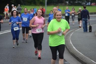 marathon in old age