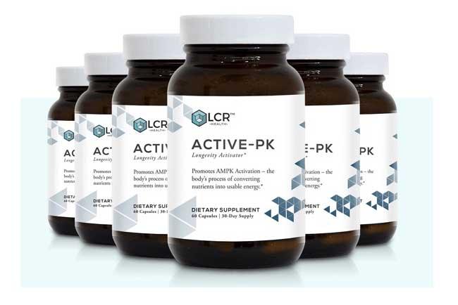 Active PK dietary supplement