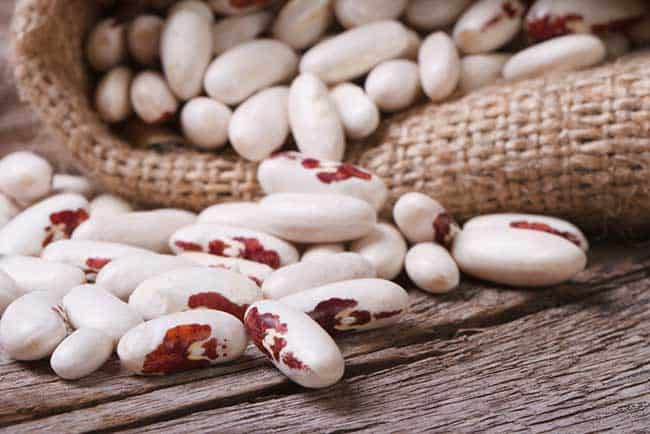 WHITE KIDNEY BEAN IS A MAIN INGREDIENT