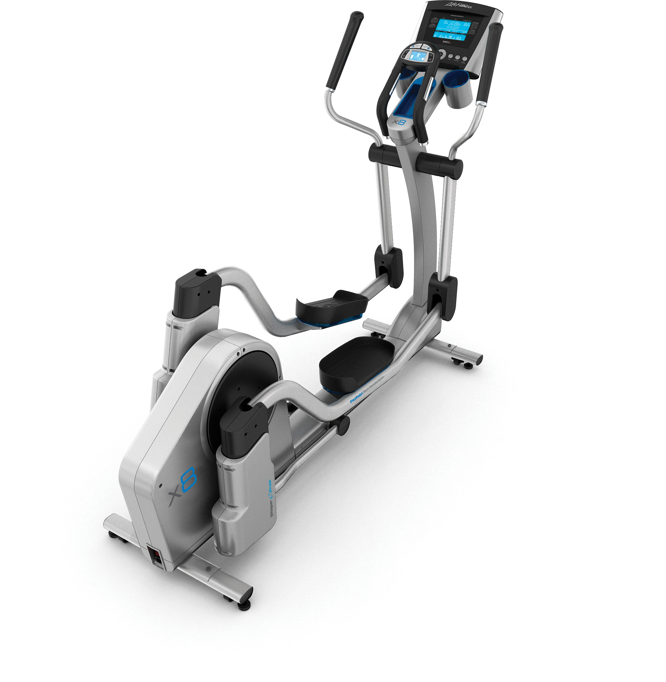 Life Elliptical Commercial Fitness
