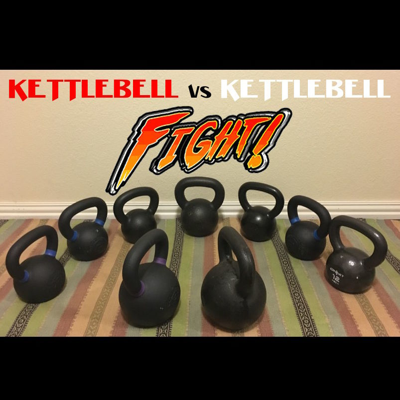 The Ultimate Kettlebell Comparison Review