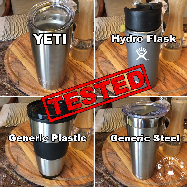 YETI vs Hydro Flask - Review and Comparison