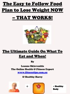 The Easy To Follow Food Plan That Works-Ebook