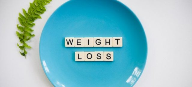 weight loss written on a plate wont speed it, it will be a diet mistakes