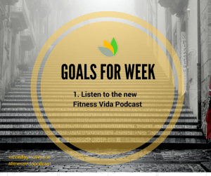 Copy of Copy of goals for WEEK