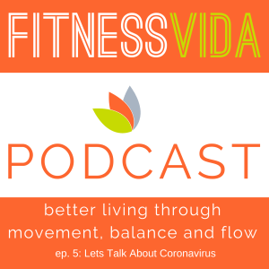 fitness vida podcast fvp 005 lets talk about coronavirus