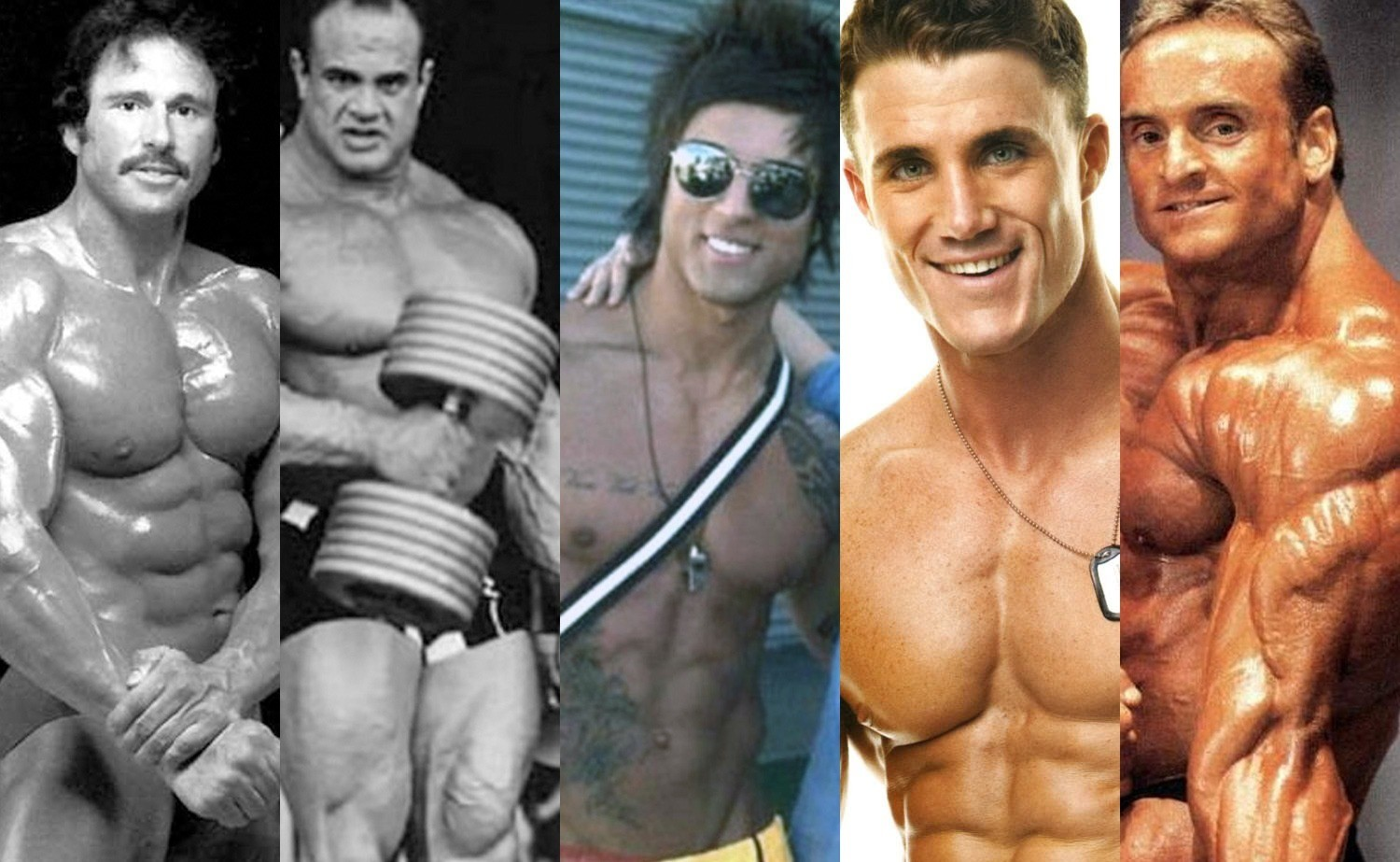 The 7 Most Disturbings In Bodybuilding History Page 2 Of 3 Fitness Volt Bodybuilding