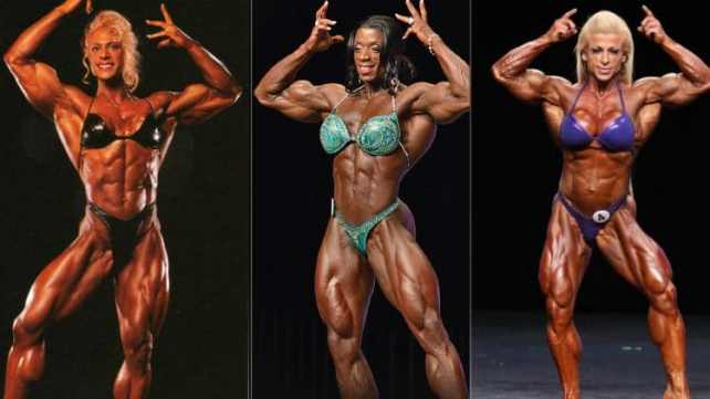 The Sudden Demise Of Ms. Olympia Competition In Women's Bodybuilding