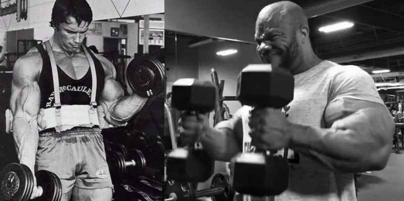 Bicep Curl vs. Hammer Curl – Is One Best For Massive Arms?