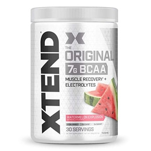 Branched Chain Amino Acids (BCAA's) are the constructing blocks for protein and muscle.