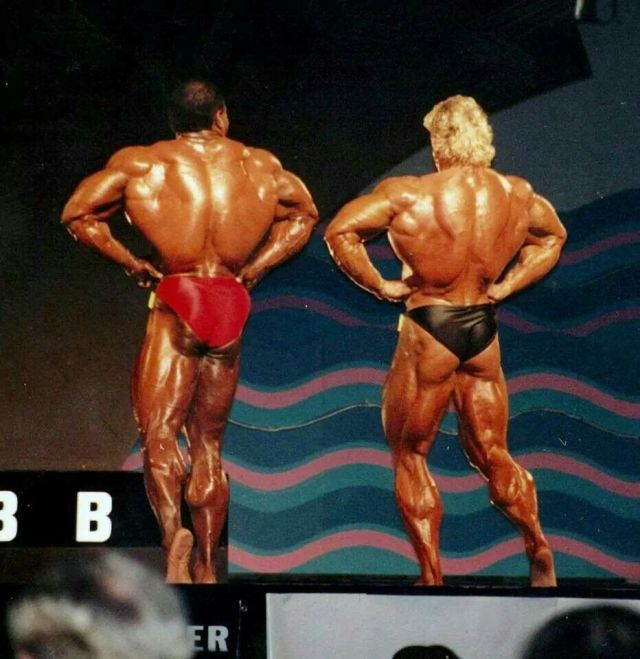 Lee Haney And Yates
