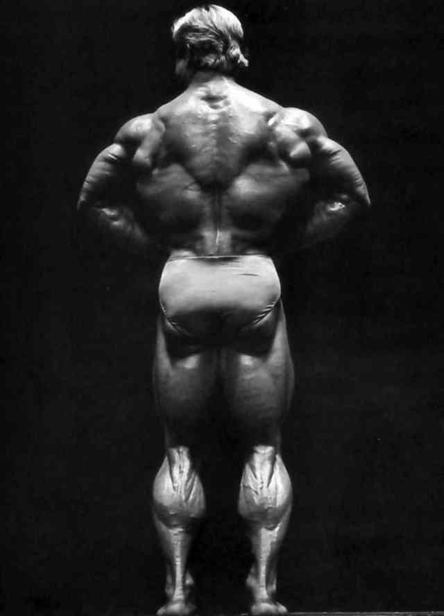 Tom Platz Calves
