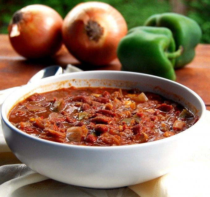 Crockpot Vegan Chili - Holy Cow Vegan Recipes