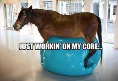 Just Working On My Core
