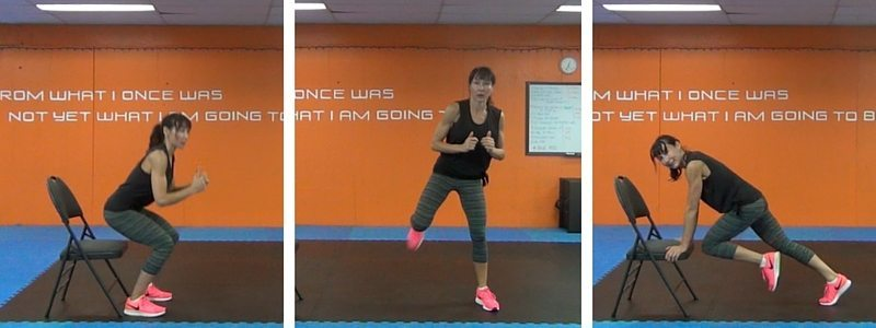 Beginner Tabata Workout