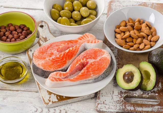 Alimentos ricos en Omega3