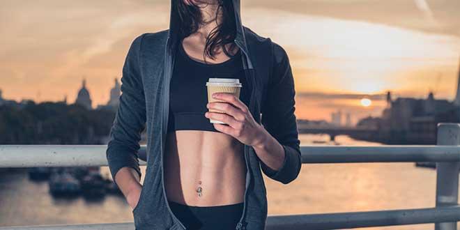cafeína suplemento apto en dieta cetogénica